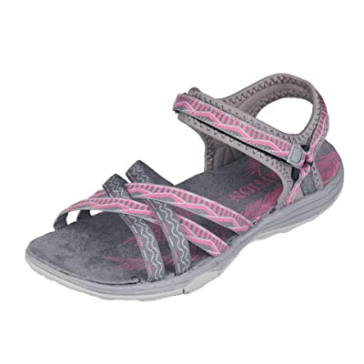 Women/'s Outdoor Walking Sandals Athletic Sport Hiking Summer Beach Water Shoes