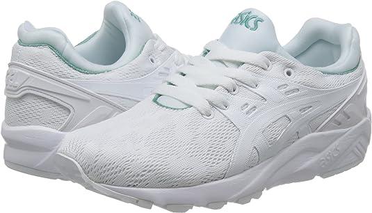 ASICS Gel-Kayano Trainer EVO H7q6n-0101, Zapatillas para Mujer ...