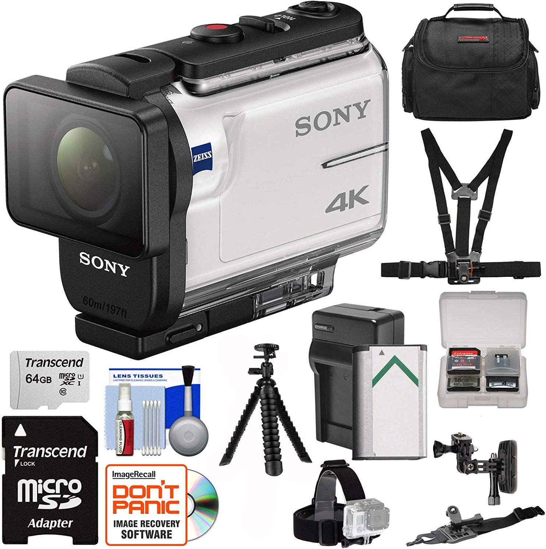FDR-X3000R Micro USB Cargador Para Sony Actioncam FDR-X3000