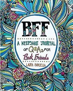 BFF: A Keepsake Journal of Q&As for Best Friends