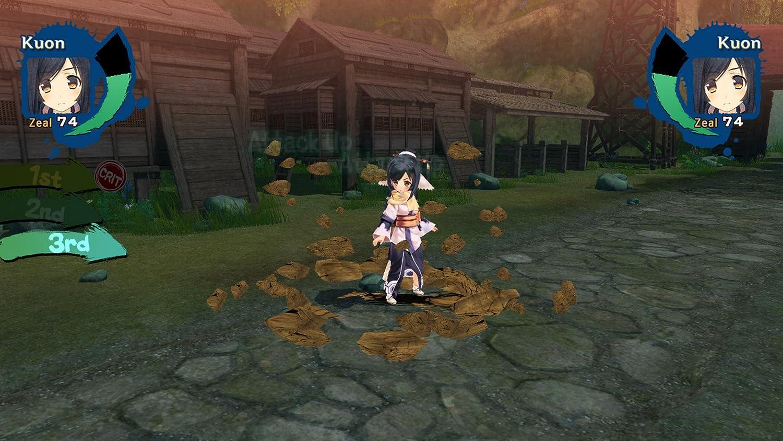 Amazon com: Utawarerumono: Mask of Truth - PlayStation 4: Sega of