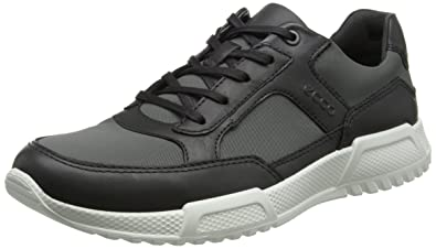 8a2e6d28aa28 ECCO Men s Luca Modern Fashion Sneaker Moonless Dark Shadow 43 EU 9-9.5