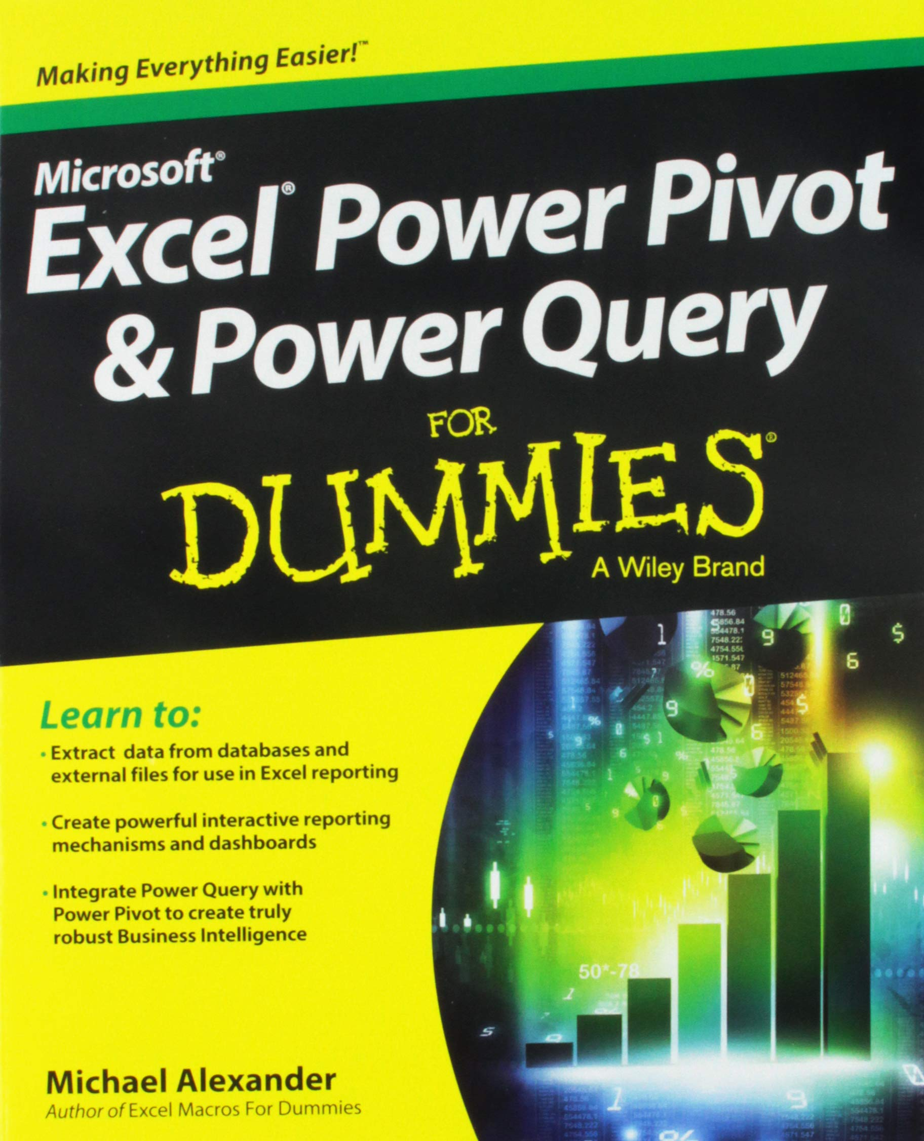 Buy Excel Power Pivot and Power Query For Dummies Book Online at Low