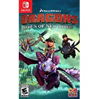 Dragons: Dawn of New Riders - Nintendo Switch - Standard Edition