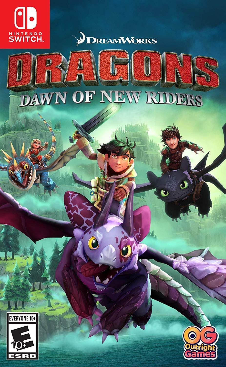 Dragons: Dawn of New Riders 2 for Nintendo Switch USA: Amazon.es ...