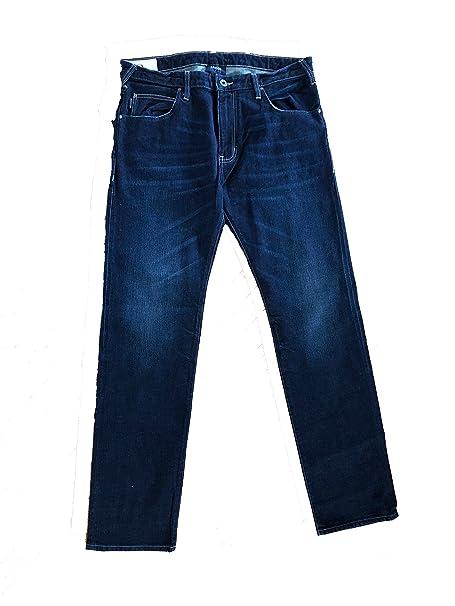 Armani Jeans - Pantalones vaqueros de ajuste entallado ...