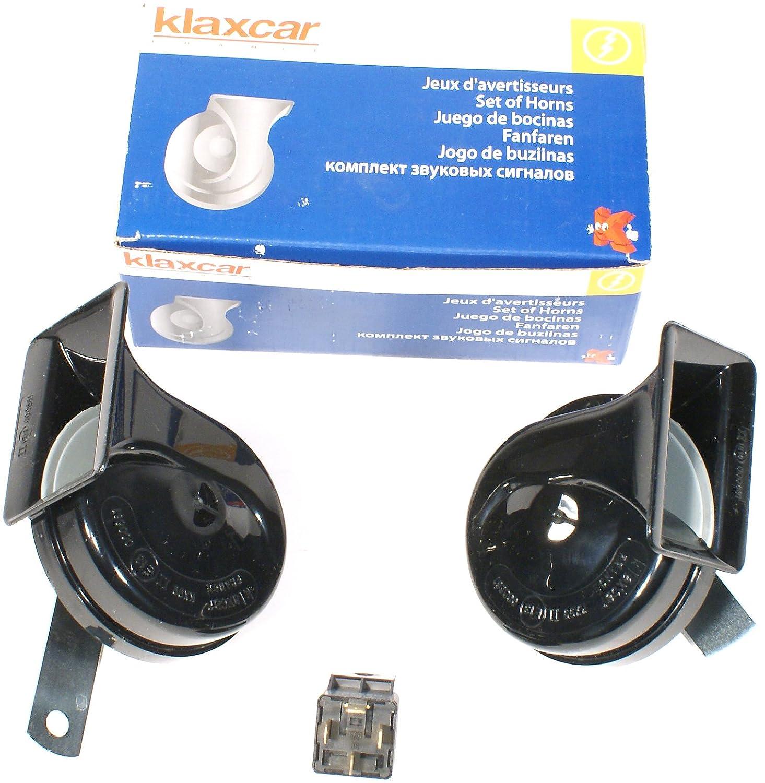 Klaxcar TR99 - Juego de bocinas 29409K
