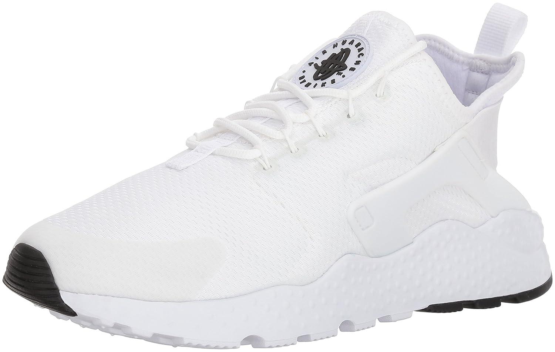 pestillo Alegre construir  Buy Nike Women Air Huarache Run Ultra (White/White-White-Black) Size 5. 5  US at Amazon.in