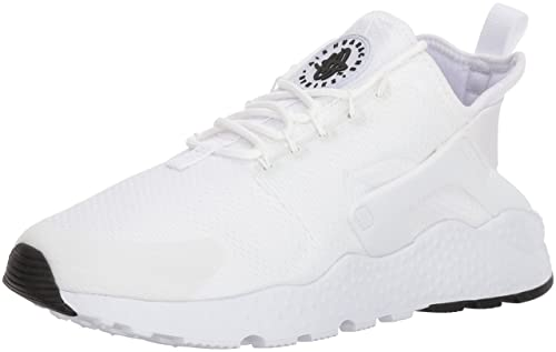 Nike Air Huarache Run Ultra, Zapatillas de Gimnasia para Mujer, Blanco (White/white-white-black), 40 EU: Amazon.es: Zapatos y complementos
