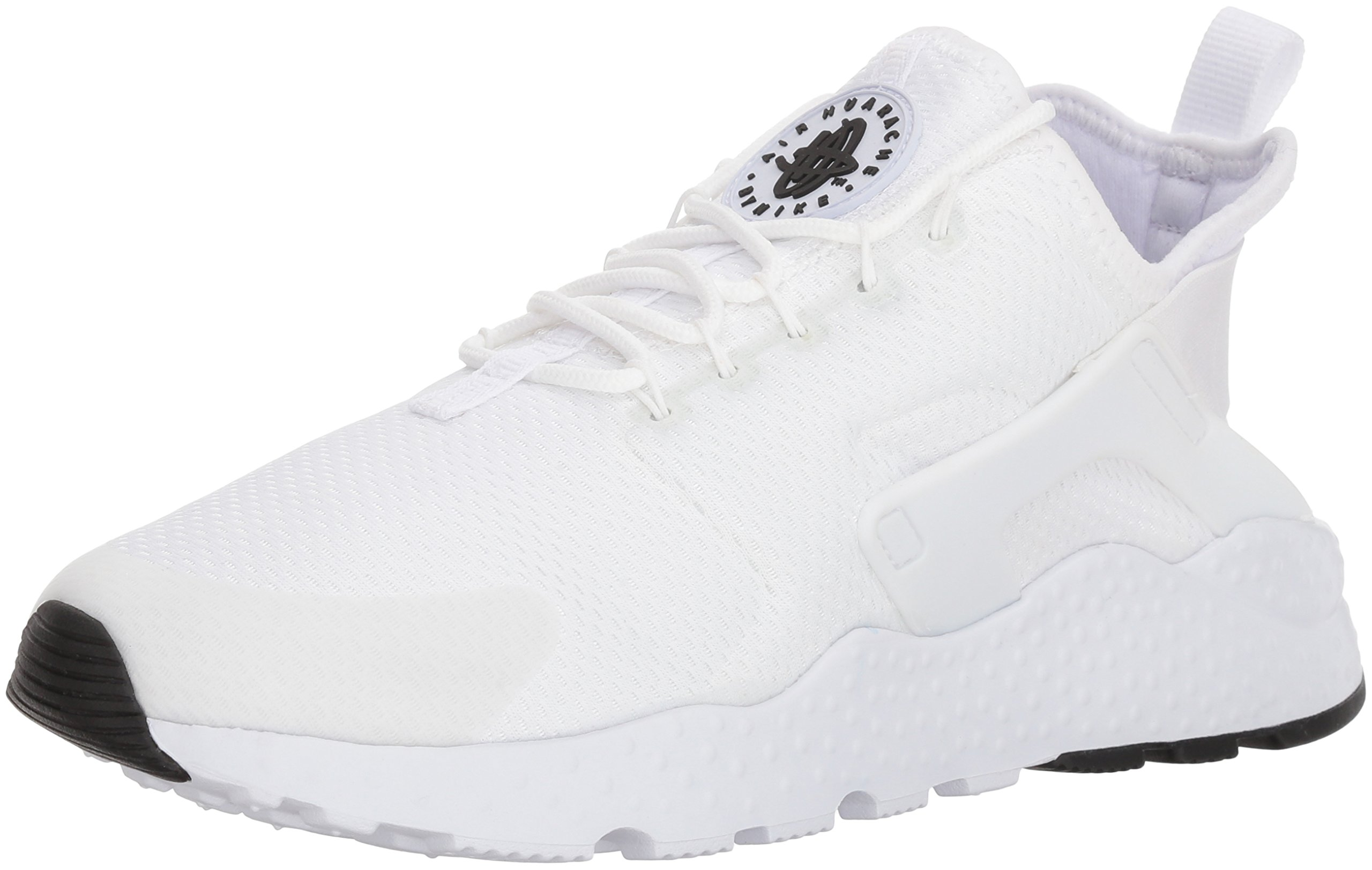 hot sale online 69b9e baf25 Galleon - Nike Air Huarache Run Ultra Women s Running Shoes  White White-White-Black 819151-102 (12 B(M) US)