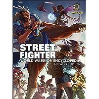 Street Fighter World Warrior Encyclopedia - Arcade Edition HC
