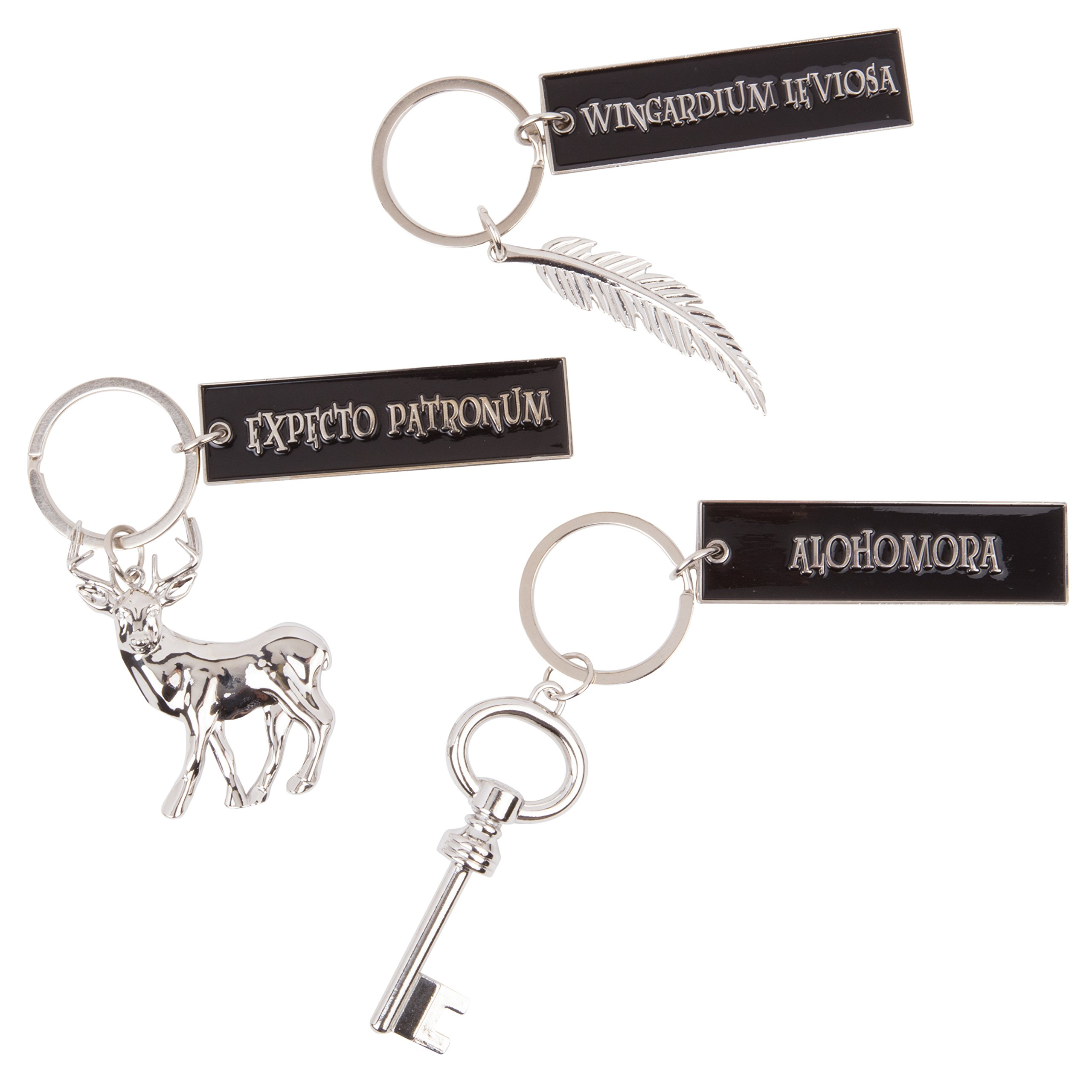 Key Ring Harry Potter Ron Weasly Collectible Key Chain Hey Holder Fun Character