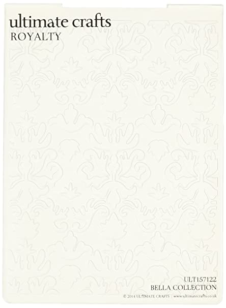Bella Collection A2 predecible Plantillas para Decorar con Relieve Multi-Color