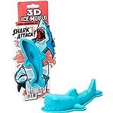 Suck UK Moule à Glaçons Requin 3D