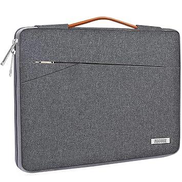 color atractivo Para estrenar venta caliente Tecool 13 Pulgadas Funda para Ordenador Portátil, Maletín Bolso  Protectorade con Manejar para 2018 2019 MacBook Air 13 Retina A1932,  2016-2019 MacBook ...