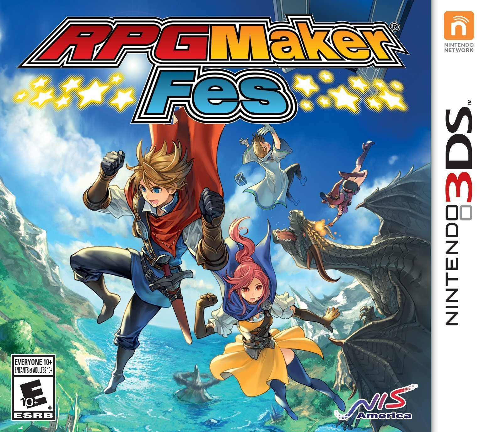 Amazon com: RPG Maker Fes - Nintendo 3DS (Renewed): Video Games
