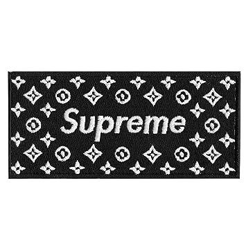 Supreme Logo Black