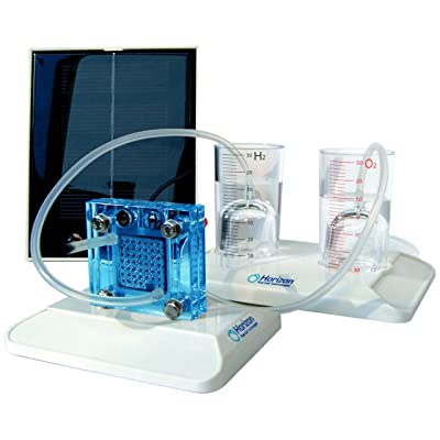 Horizon Fuel Cell Technologies Solar Hydrogen Education Kit: Toys & Games