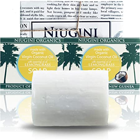 Nuigini Organics Kokosseife