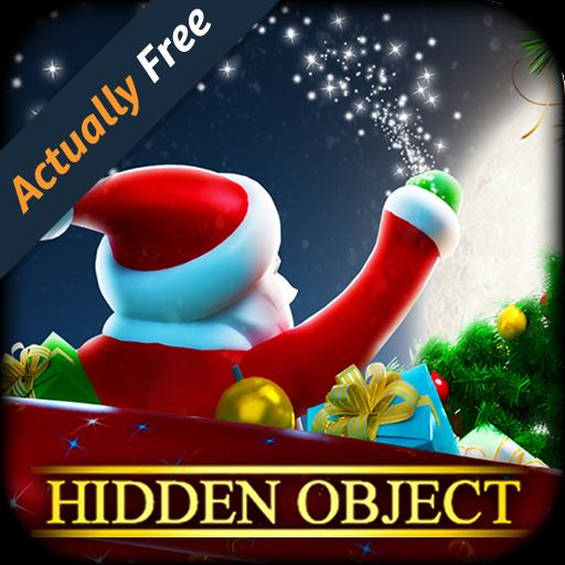 Hidden Object Season Greetings (Greetings Snow)