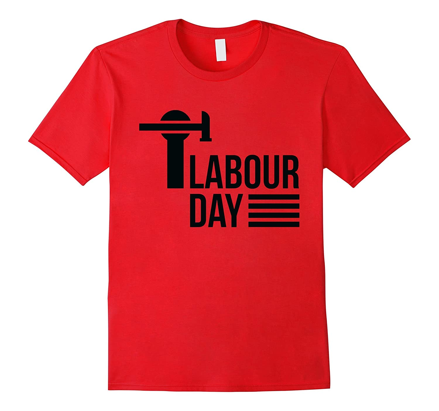 Labour Day Gift Tee For Workers-BN