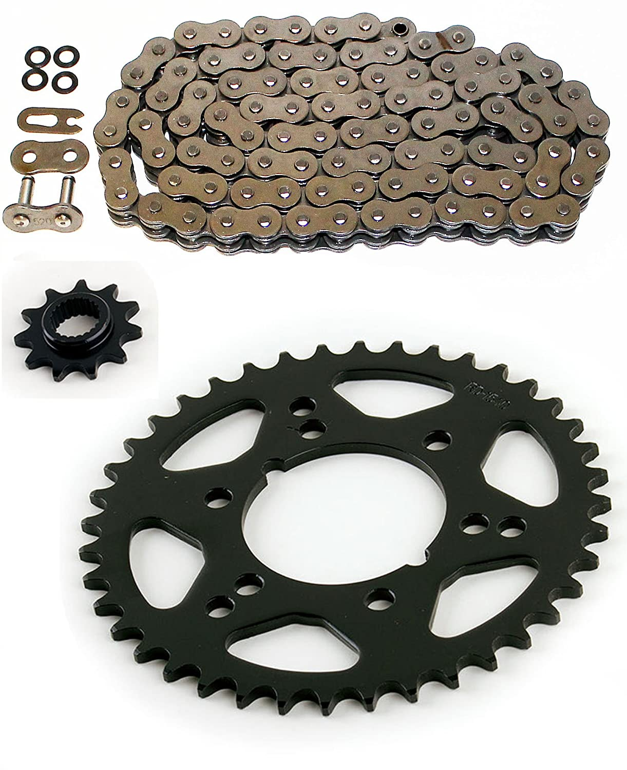2003-2009 Polaris Trail Boss 330 O-Ring Chain Sprocket 78L Race-Driven 4333358815
