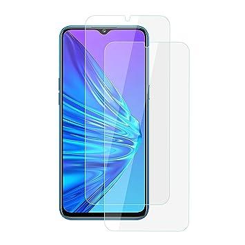 XunEda Vidrio Cristal Templado Screen Protector Alta Definicion ...