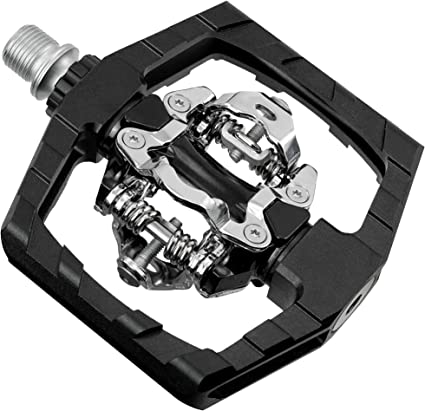 Shimano M324 SPD//Platform Pedals Including Cleats