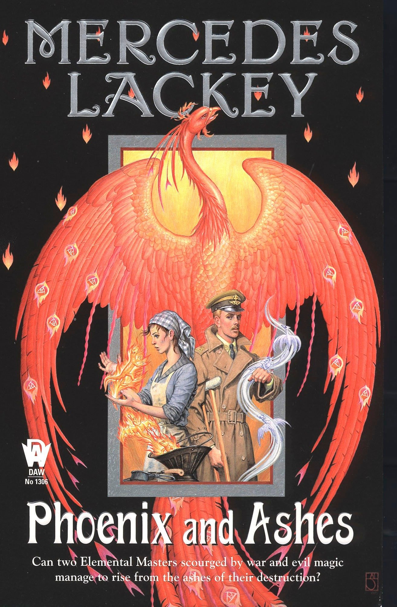 Phoenix and Ashes (Elemental Masters, Band 3)