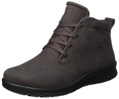 Ecco Damen Babett Boot Stiefel, Schwarz (Black), 42 EU