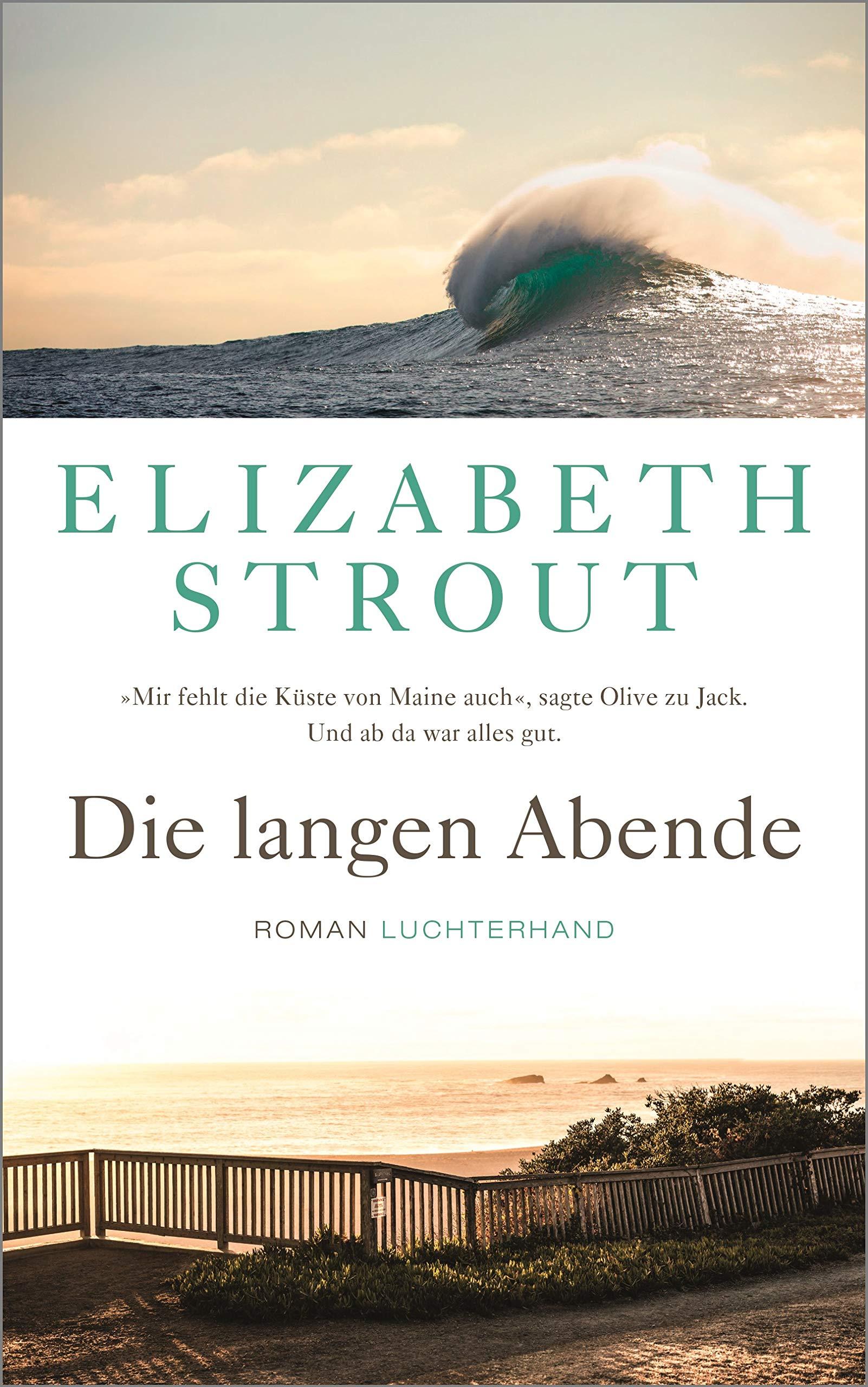 Die langen Abende: Roman: Amazon.de: Strout, Elizabeth, Roth ...