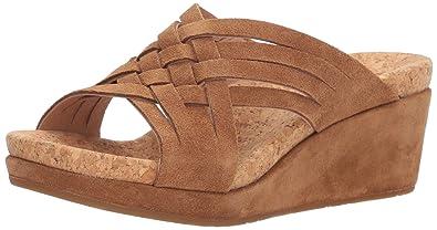 0aac0cc425 Amazon.com   UGG Women's Lilah Wedge Sandal   Shoes