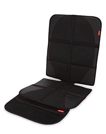 Amazon.com: Diono Ultra Mat Full-Size Seat Protector, Black: Baby