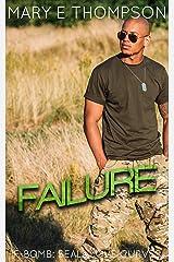 Failure (F-Bomb: SEALs Love Curves Book 4) Kindle Edition