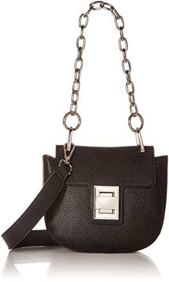 b18102191a2 Steve Madden BKAIA, Black: Amazon.in: Clothing & Accessories