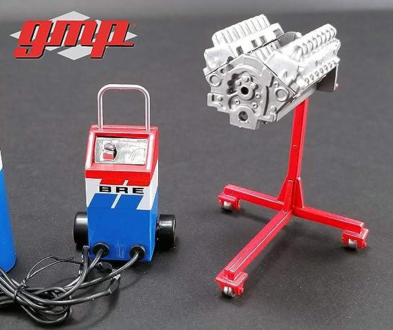 GMP taller-tienda de accesorios Tool Set Brock racing ENTERPRICE 1:18-18905 bre