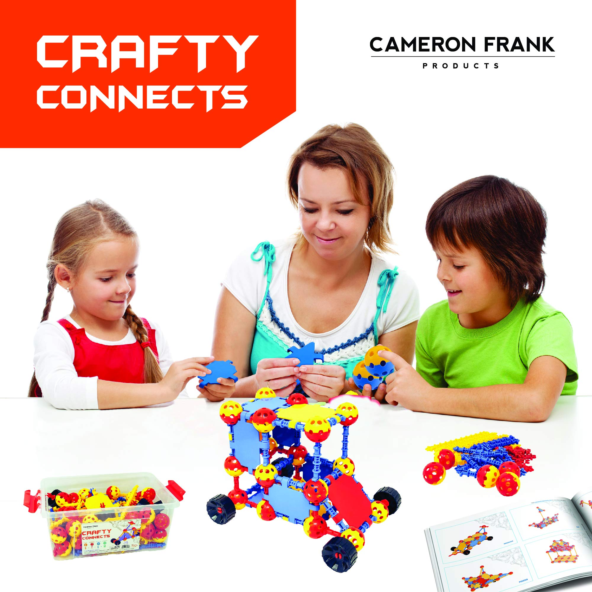 Cameron Frank Products Stem Learning Toys For Boys And Girls Age 3 4