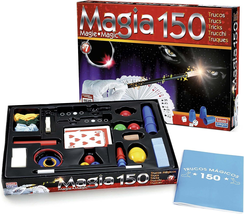 Falomir Magia Potagia 150 Trucos: Amazon.es: Juguetes y juegos