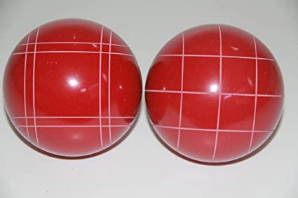 Amazon.com: 2 Pack – Epco Bocce balls de repuesto con Criss ...