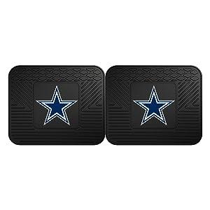 FANMATS 12299 NFL - Dallas Cowboys Utility Mat - 2 Piece