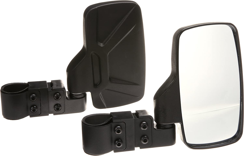 "Polaris RZR 570 800 Bad Dawg 1.75/"" Breakaway Side View Mirror Set"