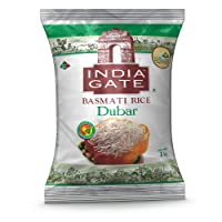 India Gate Basmati Rice Dubar, 1kg