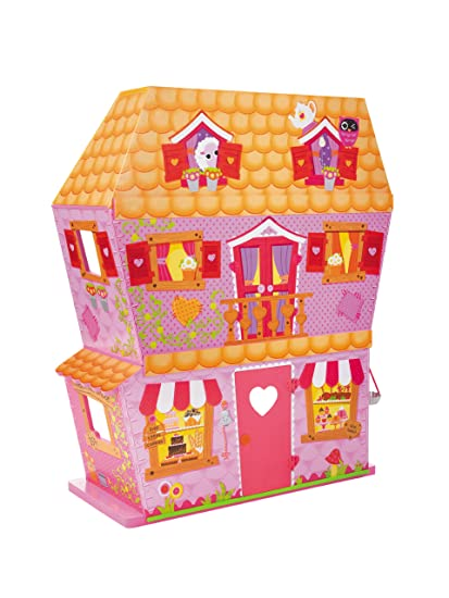 Amazing Lalaloopsy Sew Magical House