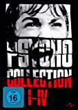 Psycho Collection I-IV [4 DVDs]