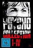 Psycho Collection 1-4 Box Set