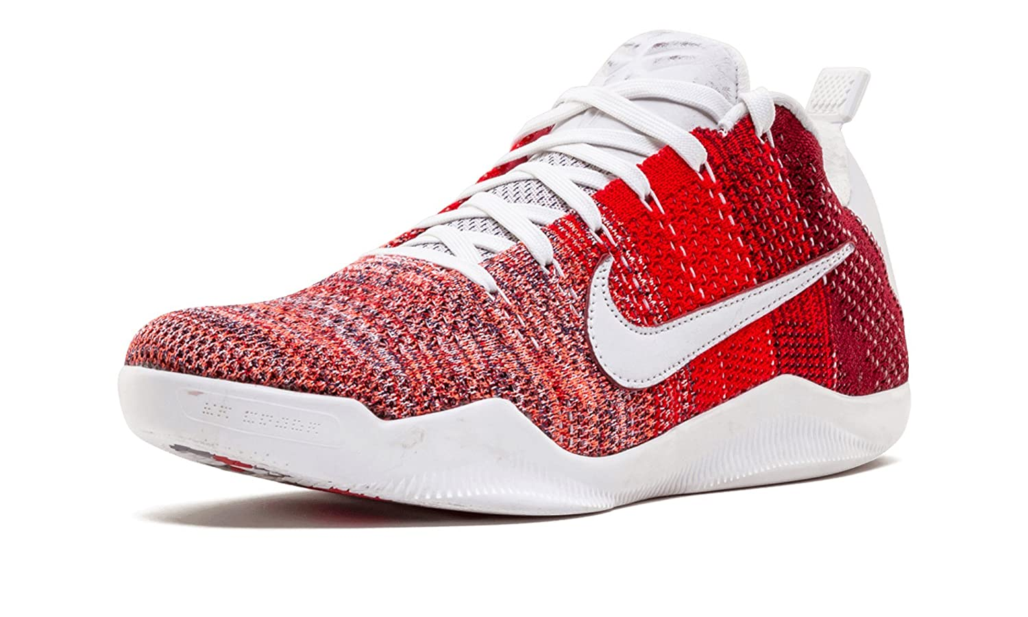 best authentic 8fc09 72463 ... coupon code for amazon nike mens kobe xi elite low 4kb university red  summit white team