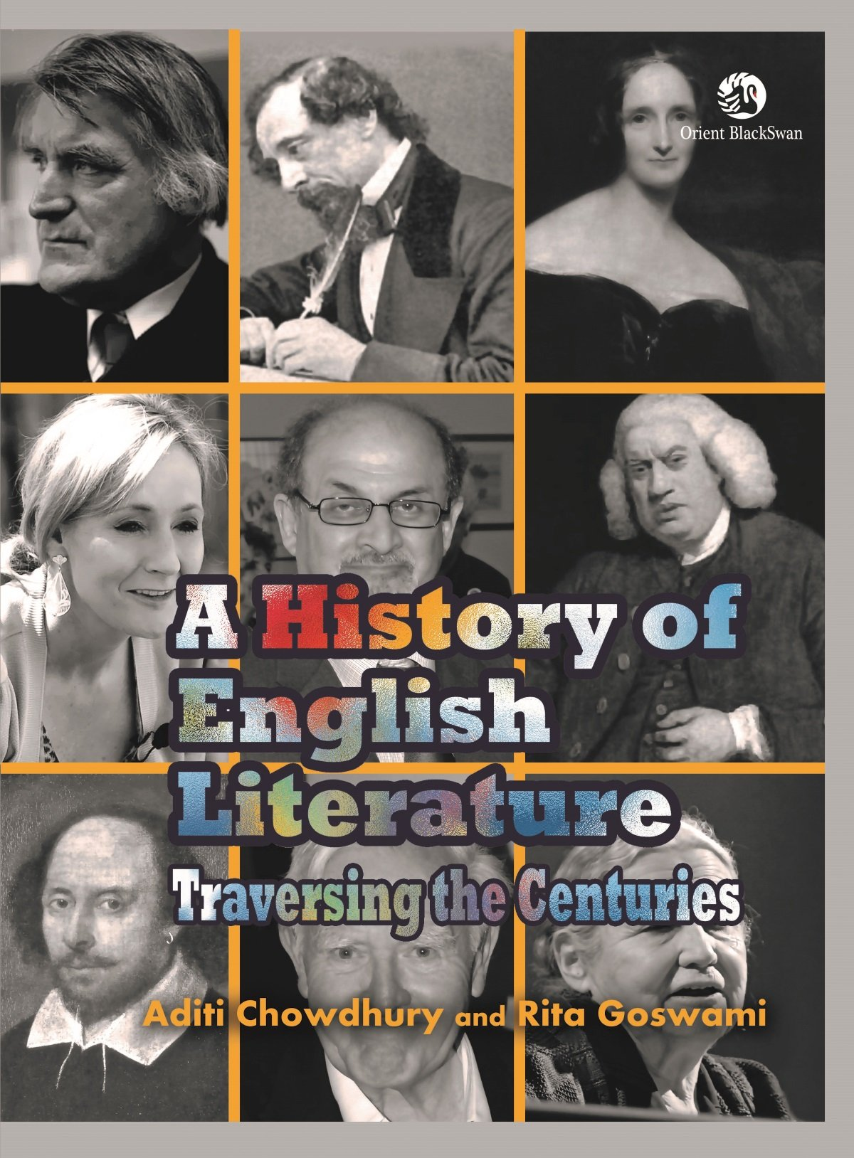 A History of English Literature: Traversing the Centuries