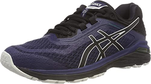 ASICS GT 2000 6 Trail PlasmaGuard Running Shoes Men peacoat black