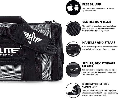 Elite Sports Boxing Gym Duffle Bag