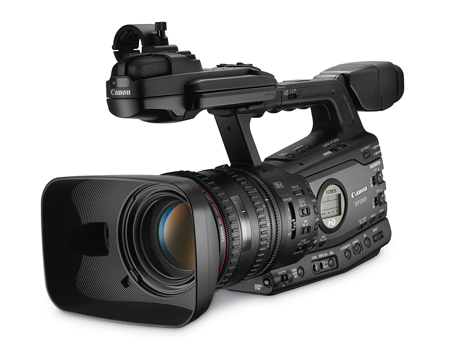 Top 10 Best Professional Camcorders (2020 Reviews & Buying Guide) 10
